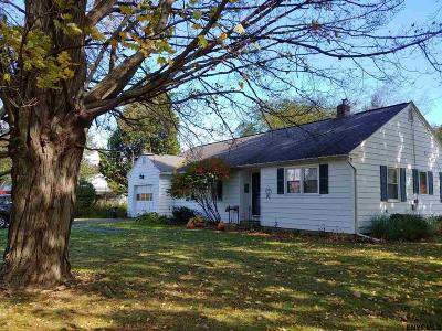 Greenwich NY Single Family Home New: $182,900
