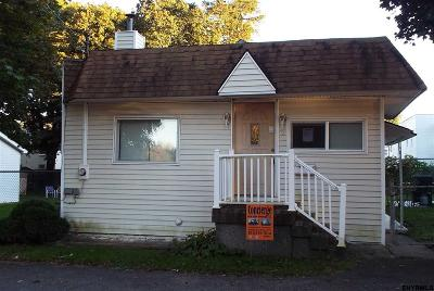 Albany NY Single Family Home New: $29,900