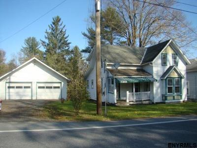 Rensselaer County Single Family Home New: 3469 Rt 67