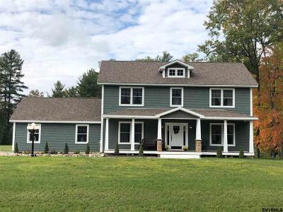 Rensselaer County Single Family Home New: 3 Summers End