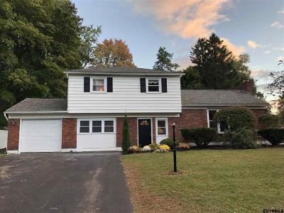 Albany County Single Family Home New: 15 Pine Knob Dr