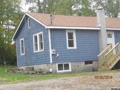 Rensselaer County Single Family Home New: 25 Knob Hill Rd