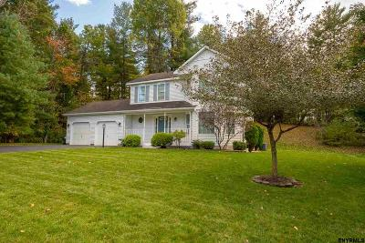 Saratoga County Single Family Home New: 15 Native Dancer La