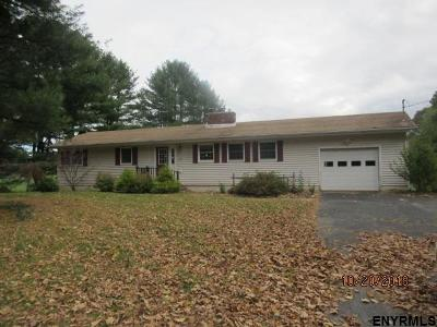 Saratoga County Single Family Home New: 546 Goode St