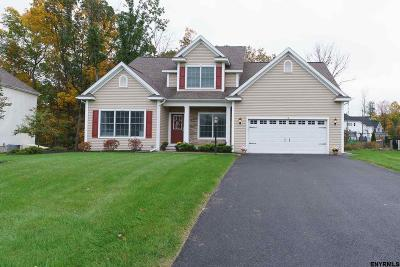 Albany County Single Family Home New: 18 Fort Vaux La