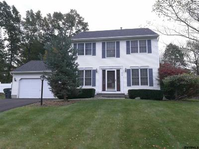 Clifton Park Single Family Home New: 394 Lexington St