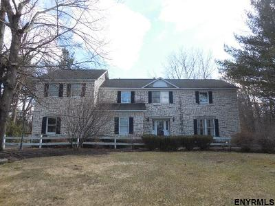 Niskayuna Single Family Home New: 212 Oxford Way