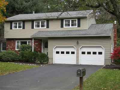 Saratoga Springs Single Family Home For Sale: 12 Lexington Rd