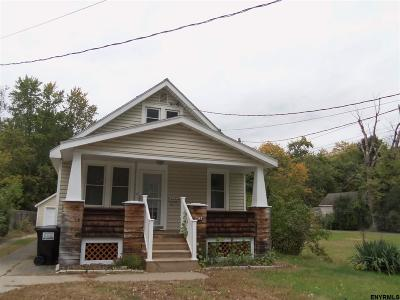 Schenectady County Single Family Home New: 2363 Curry Rd