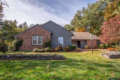 Guilderland Single Family Home For Sale: 209 Wormer Rd