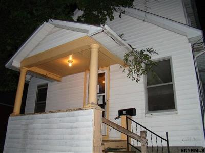 Schenectady Single Family Home New: 2414 Avenue B Ext