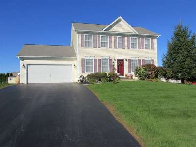 Saratoga County Single Family Home New: 11 Everson Way