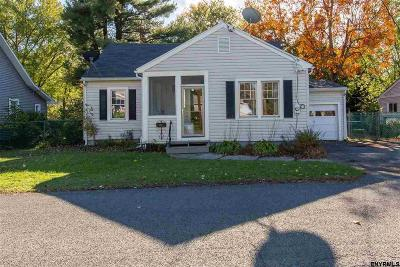 Rensselaer County Single Family Home New: 31 Delaware Av