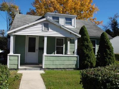 Fort Edward Single Family Home For Sale: 14 King St