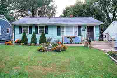 Albany NY Single Family Home New: $165,000