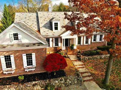Colonie Single Family Home For Sale: 7 Willow Spring Dr