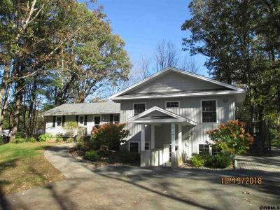Saratoga Springs Single Family Home For Sale: 209 Edie Rd