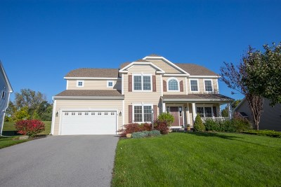 Ballston, Ballston Spa, Malta, Clifton Park Single Family Home For Sale: 15 Chatsworth Way
