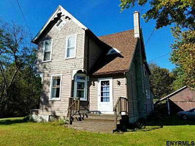 Albany County, Columbia County, Greene County, Fulton County, Montgomery County, Rensselaer County, Saratoga County, Schenectady County, Schoharie County, Warren County, Washington County Single Family Home New: 29 Lindenwald Av