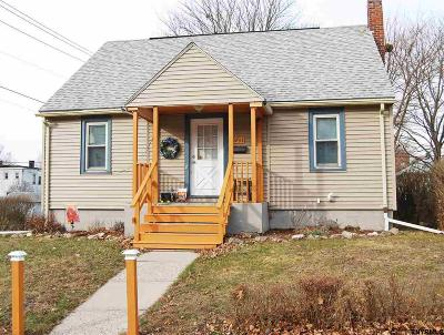 Troy Single Family Home For Sale: 731 6th Av