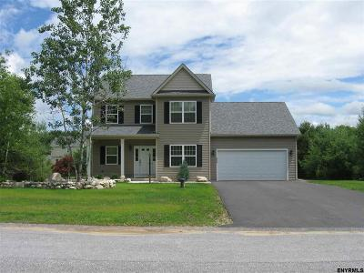 Saratoga County Single Family Home For Sale: 3 Nancys Way