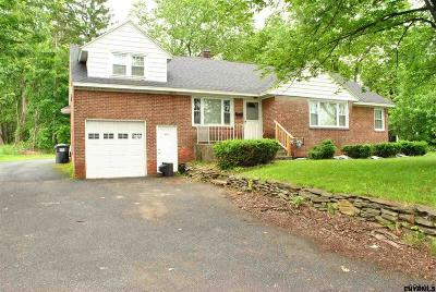 Colonie Single Family Home For Sale: 445 Albany Shaker Rd