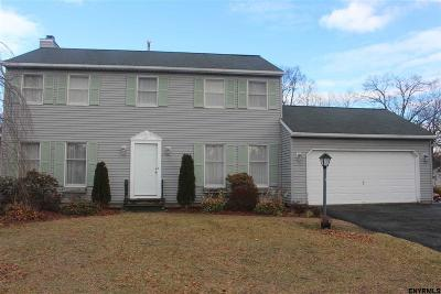 Colonie Single Family Home For Sale: 6 Sheffield Cir