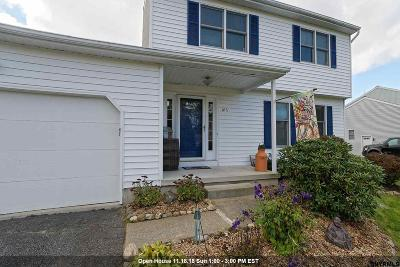 Ballston Spa Single Family Home For Sale: 616 Minuteman La