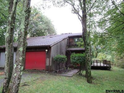 Poestenkill Single Family Home For Sale: 76 Vosburgh Rd