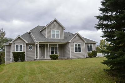 East Greenbush Single Family Home For Sale: 27 Ternan Av
