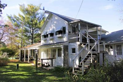 Salem Single Family Home Active-Under Contract: 1668 County Rt 64