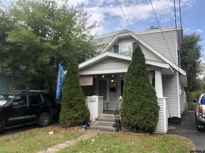 Schenectady Single Family Home Price Change: 1931 Broad St