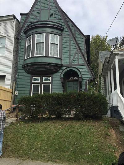 Albany Single Family Home For Sale: 459 Hamilton St