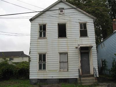 Schenectady Multi Family Home For Sale: 1052 Barrett St