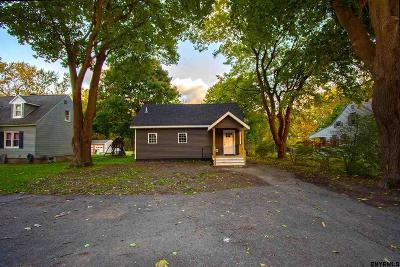 Glen Single Family Home For Sale: 360 Ballston Rd