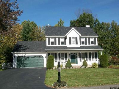 Colonie Single Family Home For Sale: 19 Talon Dr