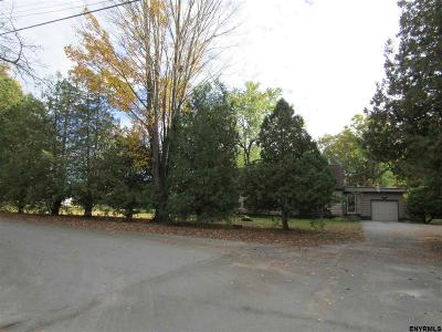 Queensbury, Fort Ann Single Family Home For Sale: 22 River St