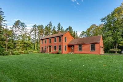 Voorheesville Single Family Home For Sale: 2615 New Scotland Rd