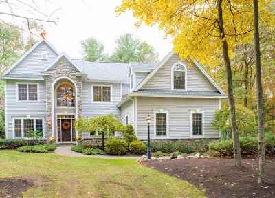 Saratoga County, Albany County Single Family Home For Sale: 105 Dedham Post Rd