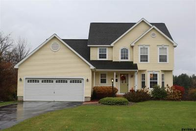 Queensbury, Fort Ann Single Family Home For Sale: 22 Berry Patch Dr