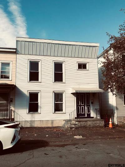 Troy Single Family Home Price Change: 675 3rd Av