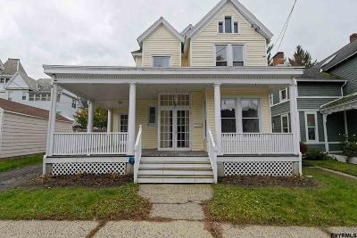 Troy Single Family Home For Sale: 2 Locust Av