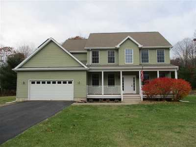 Greenfield, Corinth, Corinth Tov Single Family Home For Sale: 4 Greenfield Manor Rd