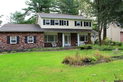 Guilderland Single Family Home For Sale: 1009 Red Pine Dr