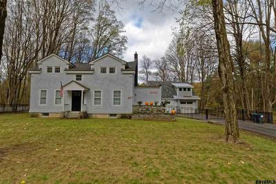 Saratoga Springs Single Family Home For Sale: 431 Grand Av