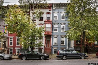 Albany Multi Family Home For Sale: 336 Hudson Av
