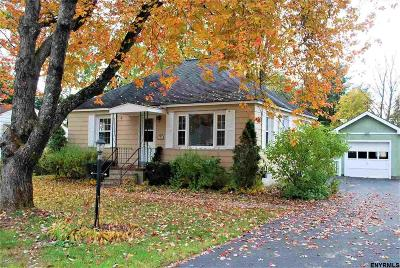 Queensbury, Fort Ann Single Family Home For Sale: 91 Montray Rd