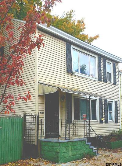 Troy Single Family Home For Sale: 481 5th Av