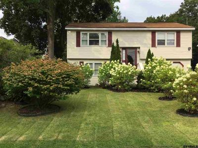 Schenectady Single Family Home For Sale: 3063 Shafer St