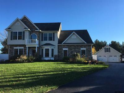 Guilderland Tov Single Family Home For Sale: 11 Spring Farm La